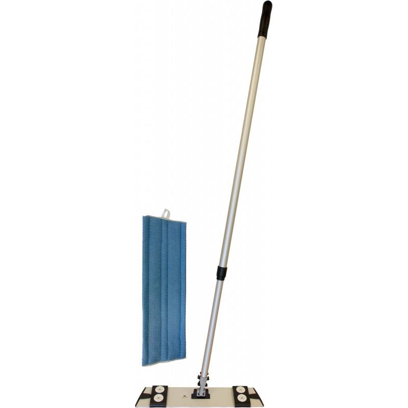 coffret balai et mop bleu sp cial nettoyage humide des sols ecobiodil. Black Bedroom Furniture Sets. Home Design Ideas